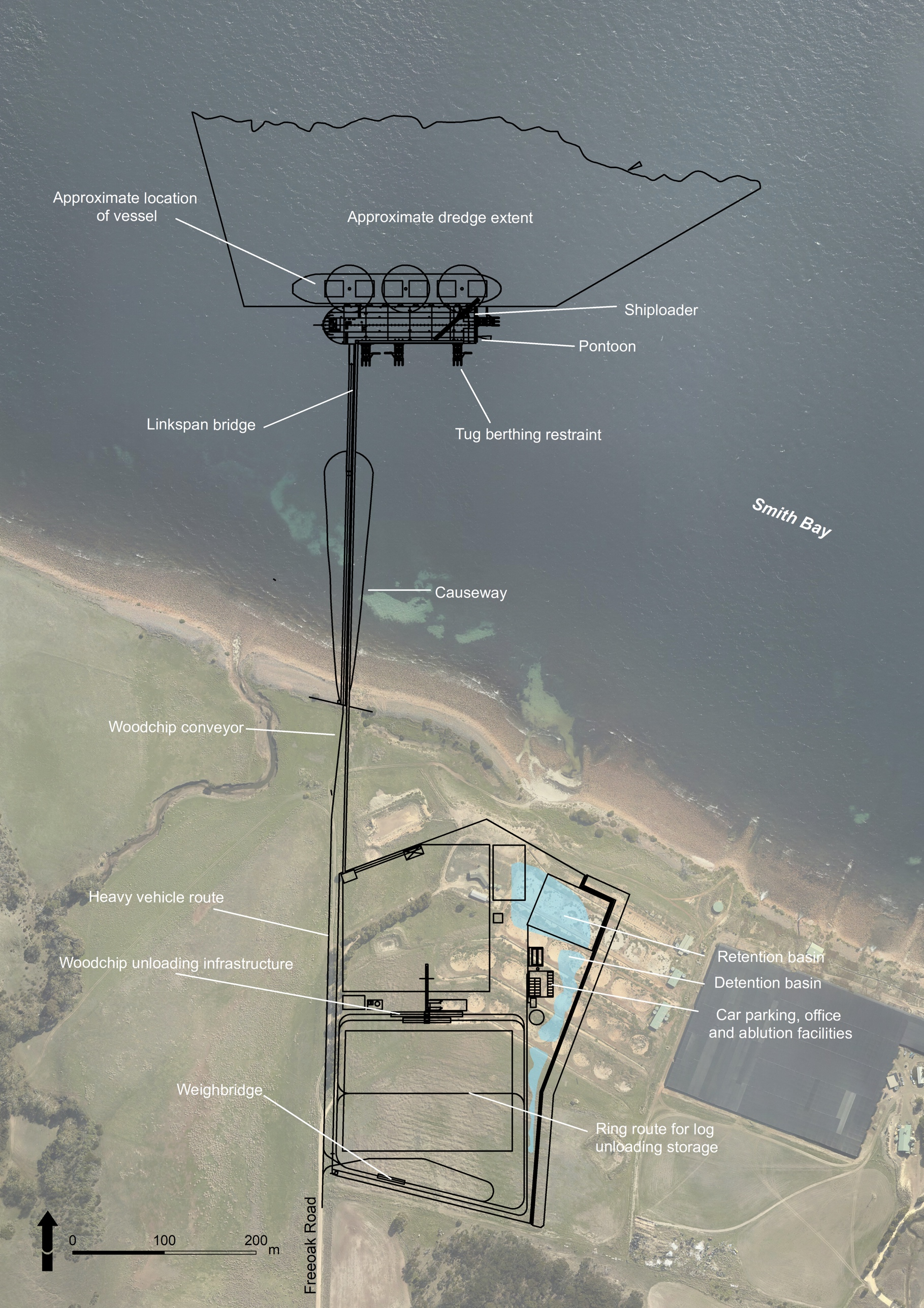 Public Consultation Opens For The Smith Bay Wharf EIS