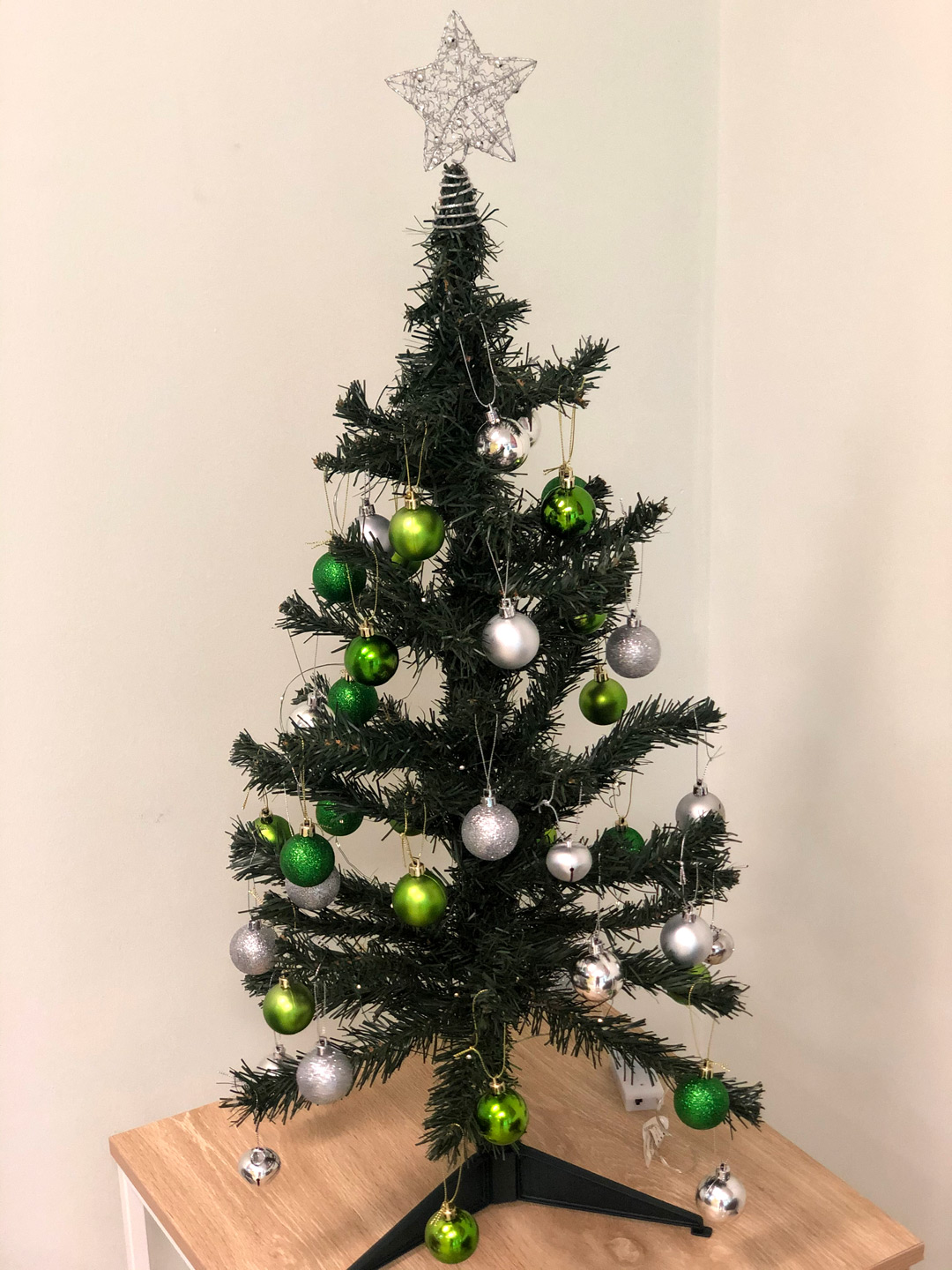 Image of Environmental Projects Christmas Tree