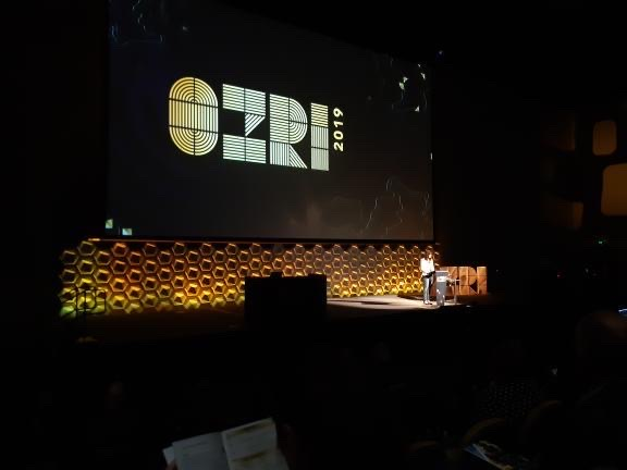 Image from Ozri conference