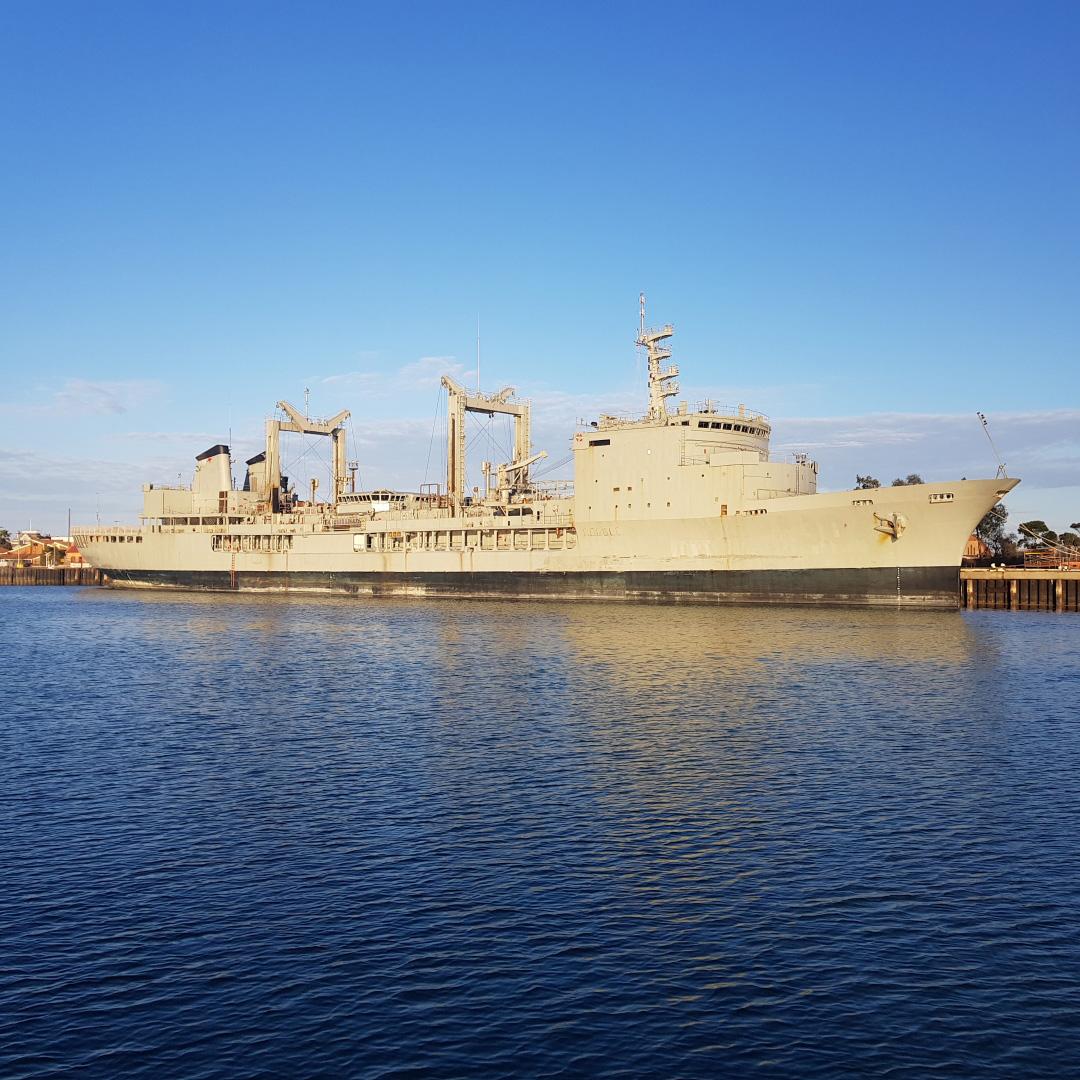 Image of HMAS Success