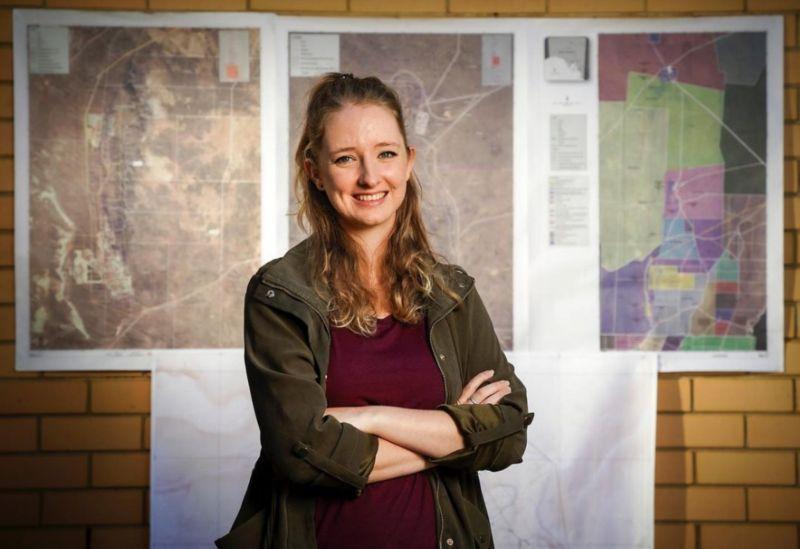 Image of GIS Officer Amelia Noel