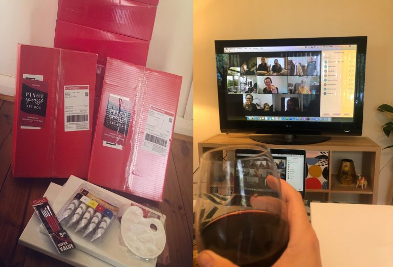 EP Social Event – WFH style!
